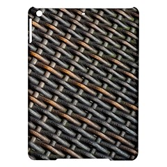 Rattan Wood Background Pattern Ipad Air Hardshell Cases