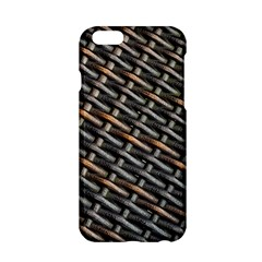 Rattan Wood Background Pattern Apple Iphone 6/6s Hardshell Case