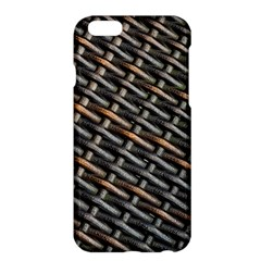 Rattan Wood Background Pattern Apple Iphone 6 Plus/6s Plus Hardshell Case