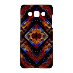 Kaleidoscope Art Pattern Ornament Samsung Galaxy A5 Hardshell Case