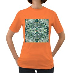 Pattern Design Pattern Geometry Women s Dark T Shirt