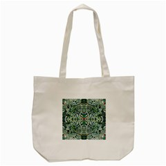 Pattern Design Pattern Geometry Tote Bag (cream)