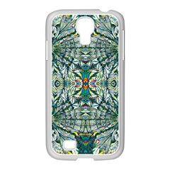 Pattern Design Pattern Geometry Samsung Galaxy S4 I9500/ I9505 Case (white)