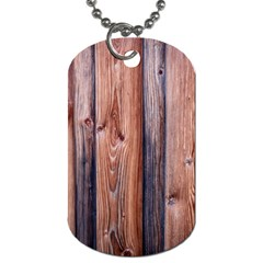 Wood Boards Wooden Wall Wall Boards Dog Tag (one Side) by Simbadda