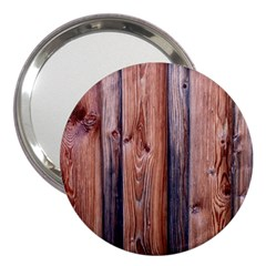 Wood Boards Wooden Wall Wall Boards 3  Handbag Mirrors