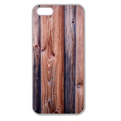 Wood Boards Wooden Wall Wall Boards Apple Seamless Iphone 5 Case (clear) by Simbadda