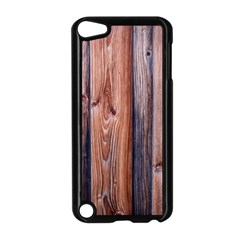 Wood Boards Wooden Wall Wall Boards Apple Ipod Touch 5 Case (black) by Simbadda