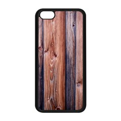 Wood Boards Wooden Wall Wall Boards Apple Iphone 5c Seamless Case (black) by Simbadda