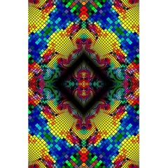 Kaleidoscope Art Pattern Ornament 5 5  X 8 5  Notebook