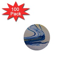 Sun And Water 1  Mini Buttons (100 Pack)