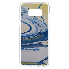 Sun And Water Samsung Galaxy S8 Plus White Seamless Case
