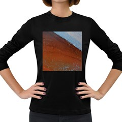 Acid Rain Women s Long Sleeve Dark T Shirt