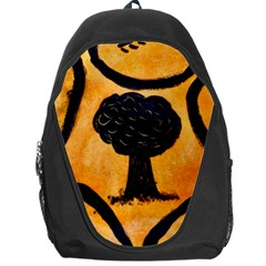 Ceramic Tree Smudge Backpack Bag