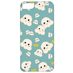 Cute Kawaii Popcorn Pattern Apple Iphone 5 Classic Hardshell Case