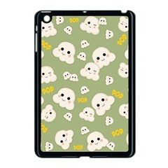 Cute Kawaii Popcorn Pattern Apple Ipad Mini Case (black)