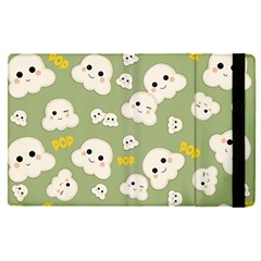 Cute Kawaii Popcorn Pattern Ipad Mini 4 by Valentinaart