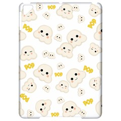 Cute Kawaii Popcorn Pattern Apple Ipad Pro 9 7   Hardshell Case by Valentinaart