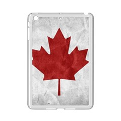 Canada Grunge Flag Ipad Mini 2 Enamel Coated Cases