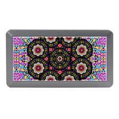 Decorative Ornate Candy With Soft Candle Light For Peace Memory Card Reader (mini) by pepitasart