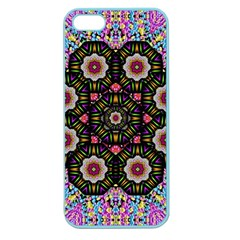 Decorative Ornate Candy With Soft Candle Light For Peace Apple Seamless Iphone 5 Case (color) by pepitasart