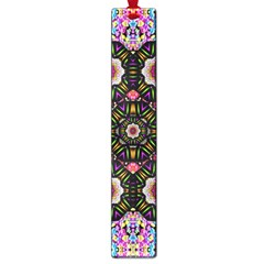 Decorative Ornate Candy With Soft Candle Light For Peace Large Book Marks by pepitasart