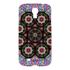 Decorative Ornate Candy With Soft Candle Light For Peace Samsung Galaxy S4 I9500/i9505 Hardshell Case by pepitasart