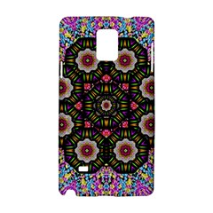 Decorative Ornate Candy With Soft Candle Light For Peace Samsung Galaxy Note 4 Hardshell Case by pepitasart