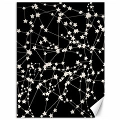 Constellations Canvas 36  X 48