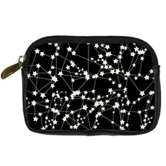 Constellations Digital Camera Leather Case