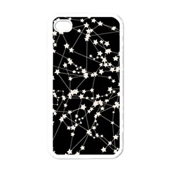 Constellations Apple Iphone 4 Case (white) by snowwhitegirl