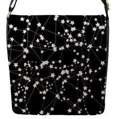 Constellations Flap Closure Messenger Bag (s)