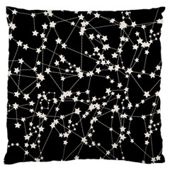 Constellations Standard Flano Cushion Case (one Side)