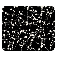 Constellations Double Sided Flano Blanket (small)