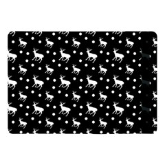 Deer Dots Black Apple Ipad Pro 10 5   Flip Case