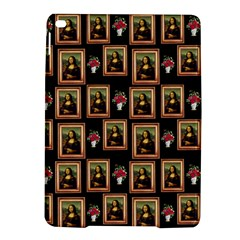 Mona Lisa Frame Pattern Ipad Air 2 Hardshell Cases