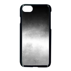 Ombre Apple Iphone 8 Seamless Case (black)