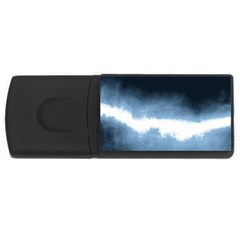 Ombre Rectangular Usb Flash Drive by Valentinaart