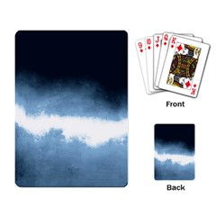 Ombre Playing Cards Single Design