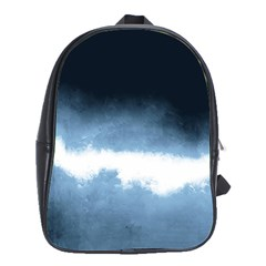 Ombre School Bag (large) by Valentinaart