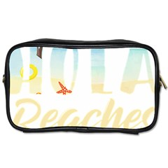 Hola Beaches 3391 Trimmed Toiletries Bag (one Side)