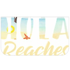 Hola Beaches 3391 Trimmed Lunch Bag