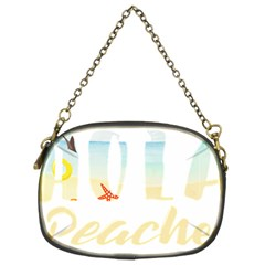 Hola Beaches 3391 Trimmed Chain Purse (two Sides) by mattnz