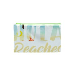 Hola Beaches 3391 Trimmed Cosmetic Bag (xs)