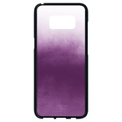 Ombre Samsung Galaxy S8 Black Seamless Case