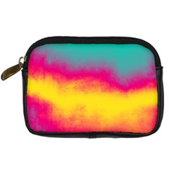 Ombre Digital Camera Leather Case