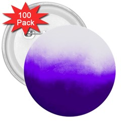 Ombre 3  Buttons (100 Pack)  by Valentinaart