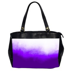Ombre Oversize Office Handbag (2 Sides)