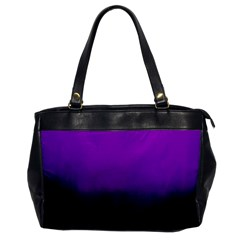 Ombre Oversize Office Handbag by Valentinaart