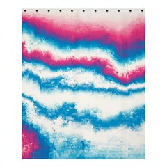 Ombre Shower Curtain 60  X 72  (medium)  by Valentinaart