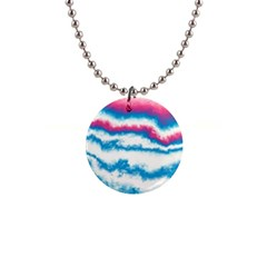 Ombre Button Necklaces